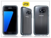 Samsung G930F Galaxy S7 védőtok - OtterBox Symmetry - clear/tempest blue