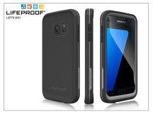 Samsung G930F Galaxy S7 víz- por- és ütésálló védőtok - Lifeproof Fré - black