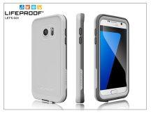 Samsung G930F Galaxy S7 víz- por- és ütésálló védőtok - Lifeproof Fré - avalanche white