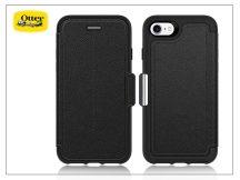 Apple iPhone 7 flipes védőtok - OtterBox Strada - onyx black