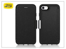 Apple iPhone 7/iPhone 8 flipes védőtok - OtterBox Strada - onyx black