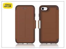Apple iPhone 7 flipes védőtok - OtterBox Strada - saddle brown