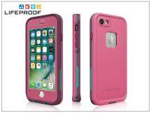 Apple iPhone 7 víz- por- és ütésálló védőtok - Lifeproof Fré - twilights edge pink