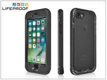 Apple iPhone 7 víz- por- és ütésálló védőtok - Lifeproof Nüüd - black
