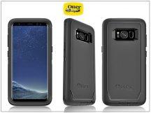 Samsung G955F Galaxy S8 Plus védőtok - OtterBox Defender (Screenless Edition) - black
