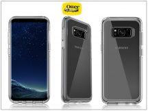 Samsung G955F Galaxy S8 Plus védőtok - OtterBox Symmetry - crystal clear