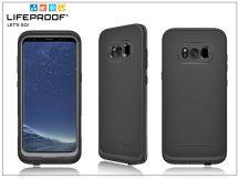 Samsung G950F Galaxy S8 víz- por- és ütésálló védőtok - Lifeproof Fré - black