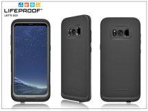 Samsung G955F Galaxy S8 Plus víz- por- és ütésálló védőtok - Lifeproof Fré - black