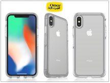 Apple iPhone X védőtok - OtterBox Symmetry - crystal clear