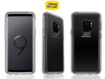 Samsung G960F Galaxy S9 védőtok - OtterBox Symmetry - crystal clear