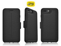 Apple iPhone 7 Plus//iPhone 8 Plus flipes védőtok - OtterBox Strada - black