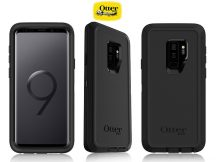 Samsung G965F Galaxy S9 Plus védőtok - OtterBox Defender Screenless Edition - black