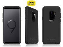 Samsung G965F Galaxy S9 Plus védőtok - OtterBox Symmetry - black