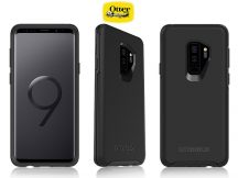 Samsung G965F Galaxy S9 Plus védőtok - OtterBox Symmetry - black