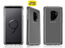 Samsung G965F Galaxy S9 Plus védőtok - OtterBox Symmetry - crystal clear