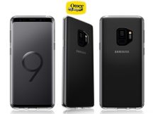Samsung G960F Galaxy S9 védőtok - OtterBox Clearly Protected Skin - clear