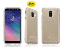 Samsung A600F Galaxy A6 (2018) védőtok - OtterBox Prefix - transparent
