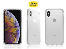Apple iPhone X/XS védőtok - OtterBox Symmetry - crystal clear
