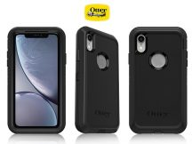 Apple iPhone XR védőtok - OtterBox Defender - black