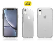 Apple iPhone XR védőtok - OtterBox Symmetry - crystal clear