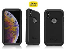 Apple iPhone XS Max védőtok - OtterBox Defender - black