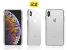 Apple iPhone XS Max védőtok - OtterBox Symmetry - crystal clear