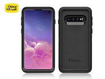 Samsung G973U Galaxy S10 védőtok - OtterBox Defender Screenless Edition - black
