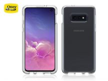 Samsung G970U Galaxy S10e védőtok - OtterBox Clearly Protected Skin - clear