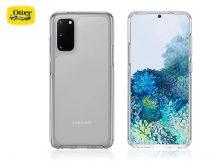 Samsung G980F Galaxy S20 védőtok - OtterBox Symmetry - clear