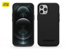 Apple iPhone 12/12 Pro védőtok - OtterBox Symmetry - black