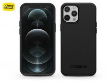 Apple iPhone 12 Pro Max védőtok - OtterBox Symmetry - black