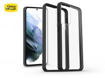 Samsung G990F Galaxy S21 védőtok - OtterBox React Series - black