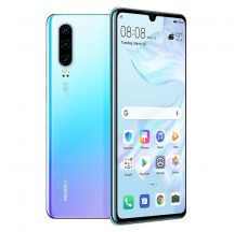 Huawei P30 Dual 6GB RAM 128GB Breathing Crystal 1 év garancia