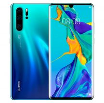 Huawei P30 Pro Dual 8GB RAM 128GB Aurora Blue 1 év garancia
