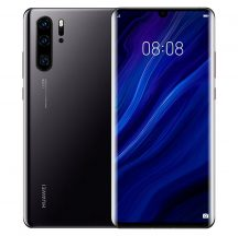 Huawei P30 Pro Dual 8GB RAM 128GB Black 1 év garancia