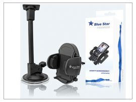 Univerzális PDA/GSM autós tartó - BlueStar Owal 17 - fekete