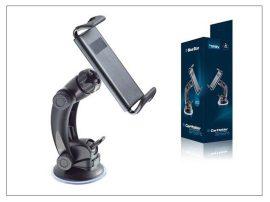 Univerzális PDA/GSM autós tartó - BlueStar Smart - 15 cm - fekete