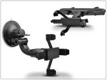 Univerzális fejtámlára és szélvédőre szerelhető Tablet PC autós tartó 7 - 10&quot, méretű készülékekhez - AX01 2in1