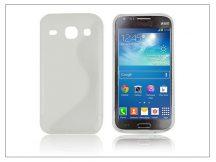 Samsung G3500 Galaxy Core Plus szilikon hátlap - S-Line - transparent