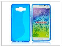Samsung SM-A500 Galaxy A5 szilikon hátlap - S-Line - sky blue