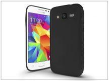 Samsung SM-G360F Galaxy Core Prime szilikon hátlap - Jelly Bright 0,3 mm - fekete
