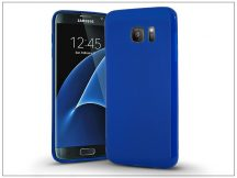 Samsung G935F Galaxy S7 Edge szilikon hátlap - Jelly Bright 0,3 mm - kék