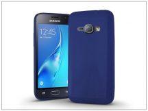 Samsung J120F Galaxy J1 (2016) szilikon hátlap - Jelly Bright 0,3 mm - kék