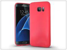 Samsung G935F Galaxy S7 Edge szilikon hátlap - Jelly Bright 0,3 mm - pink