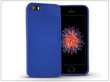 Apple iPhone 5/5S/SE szilikon hátlap - Jelly Flash - kék