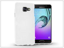 Samsung A310F Galaxy A3 (2016) szilikon hátlap - Jelly Flash - fehér