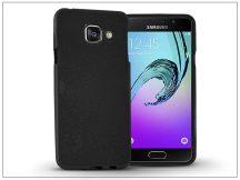 Samsung A310F Galaxy A3 (2016) szilikon hátlap - Jelly Flash - fekete
