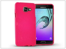 Samsung A310F Galaxy A3 (2016) szilikon hátlap - Jelly Flash - pink