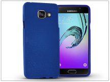 Samsung A510F Galaxy A5 (2016) szilikon hátlap - Jelly Flash - kék