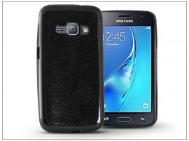 Samsung J120F Galaxy J1 (2016) szilikon hátlap - Jelly Flash - fekete